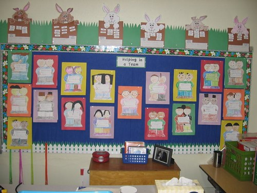 Classroom Decoration Ideas Forum : Classroom wall decoration decorations
