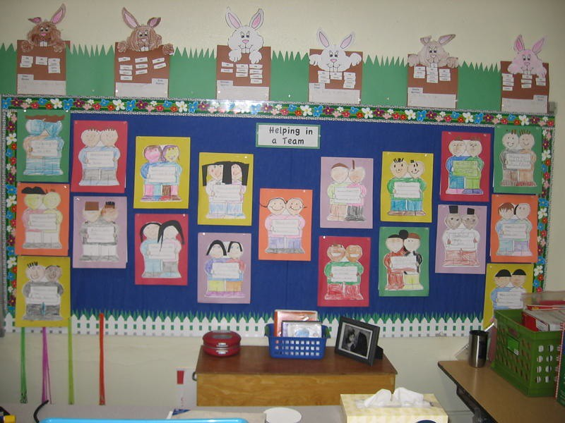 Classroom Wall Design Ideas : Classroom wall decoration decorations