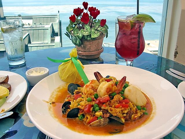 Lobster Restaurant Playa Flamenca Menu