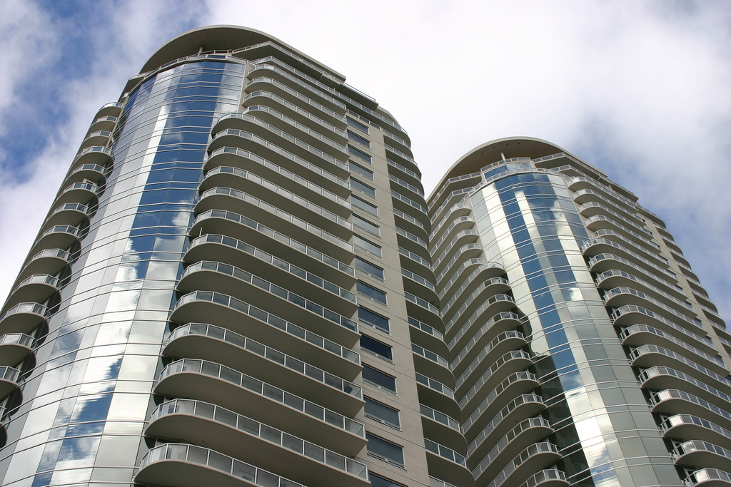 The Icon Towers opened on 104th Street in 2009 and 2010.