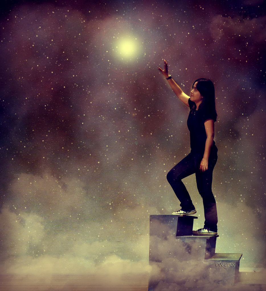 Week 6 52 Grab A Ladder And Reach For Your Star