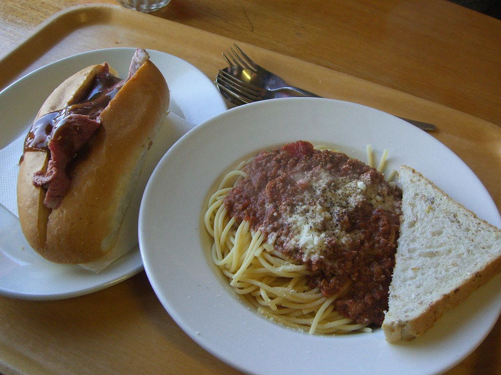 Image Result For Spaghetti With