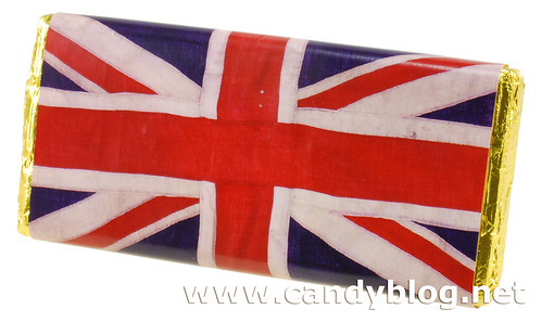 Union Jack Chocolate Bar