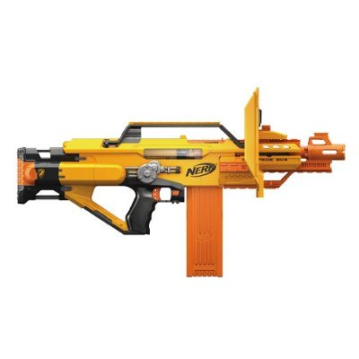 NERF N-Force Stampede ECS-50 | Oh there really is a electric ...