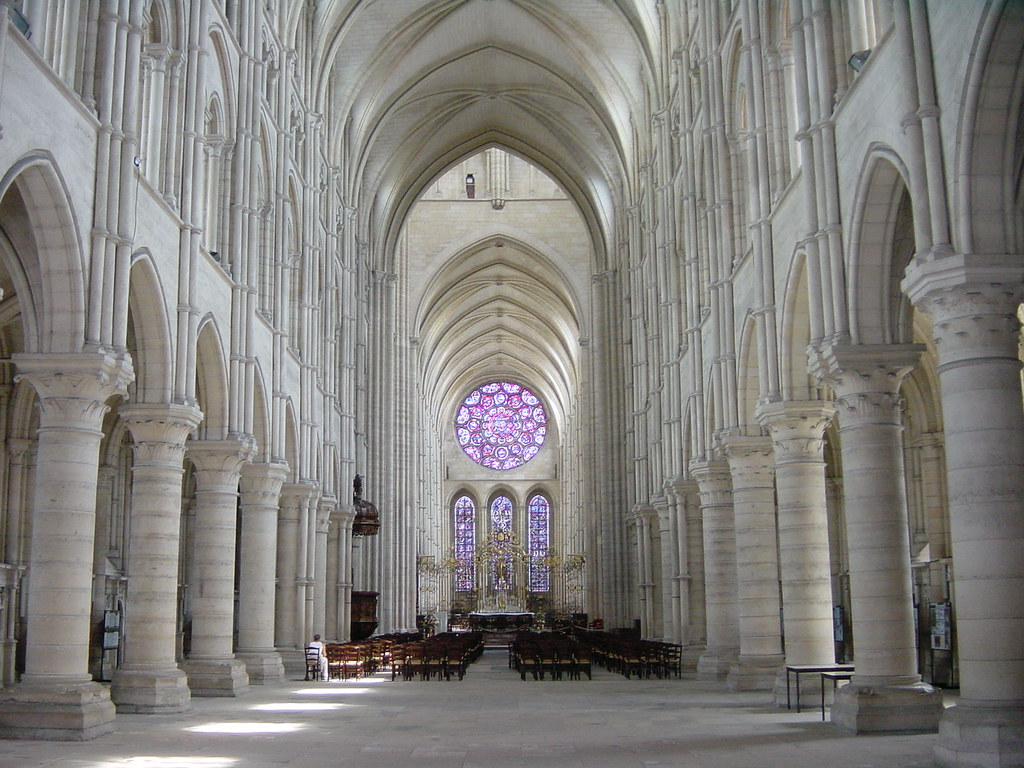Cathedrale Notre Dame De Laon Laon France 12th C Flickr