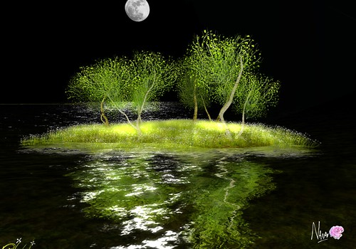 Island Moon | by Lillou Merlin
