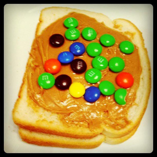 Peanut Butter Sandwich Restaurant New York