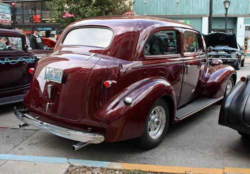 1939 chevrolet master deluxe 2 door town sedan 4 of 4 for 1939 chevrolet master deluxe 4 door sedan