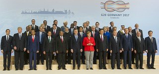 President Jacob Zuma attends G20 Leaders' Summit in Germany | by GovernmentZA