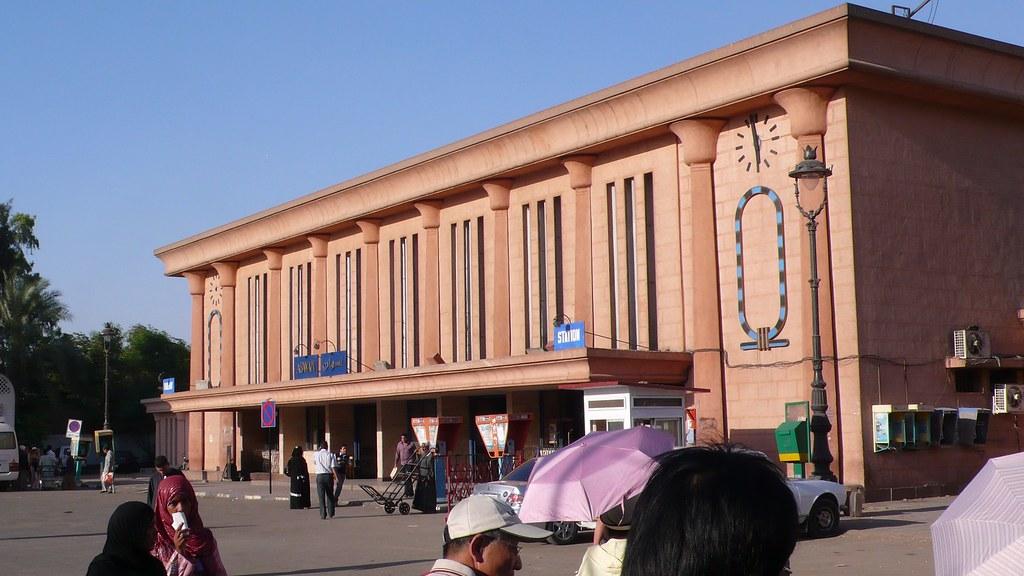 亞斯文車站(Aswan Train Station), on Flickr