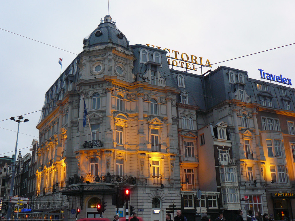 Amsterdam Hotel Damrak