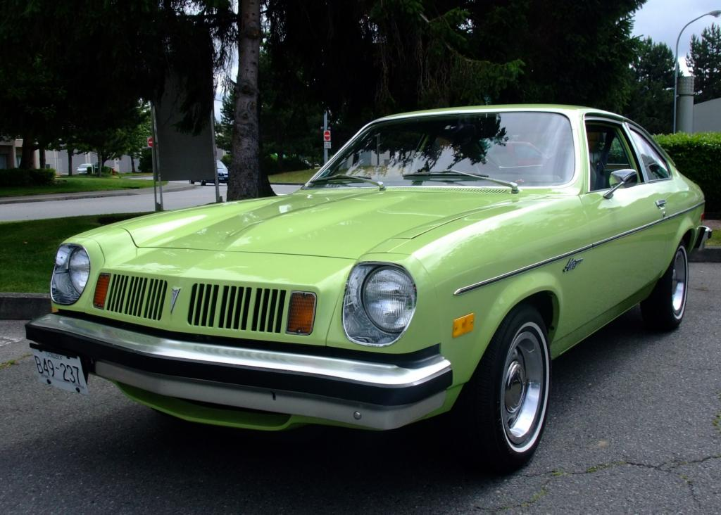 1974 Pontiac Astre This Pristine Example Has Traveled