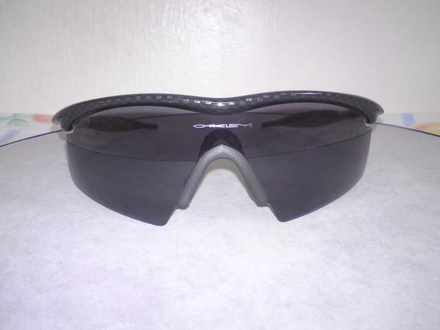 oakley m frame plutonite lenses