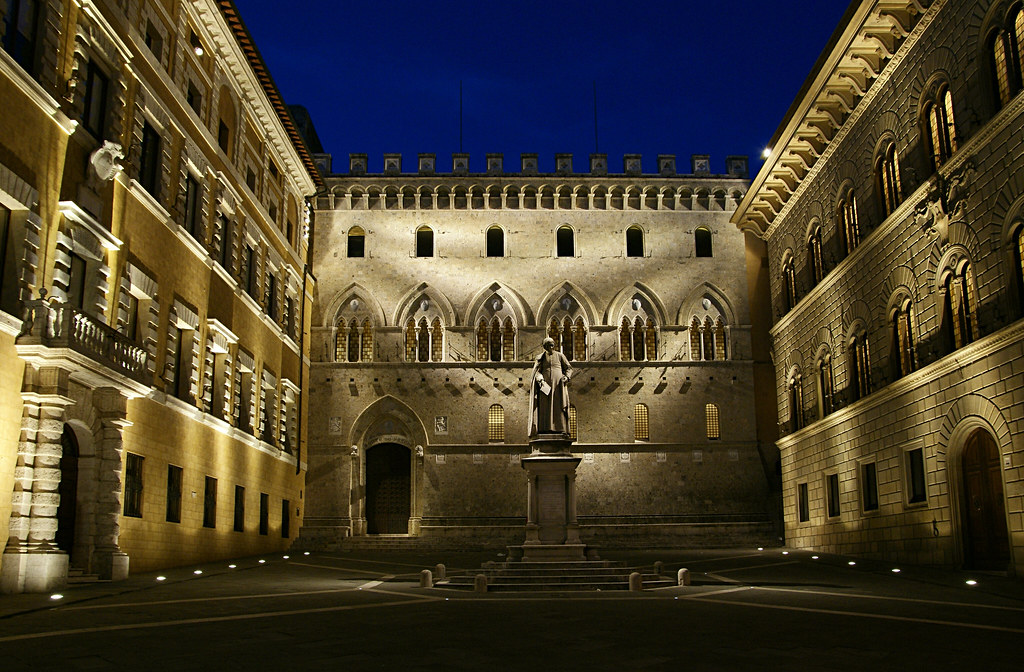 No rescaten a la banca italiana