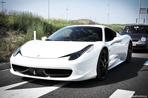 Ferrari 458 | by Willem Rodenburg