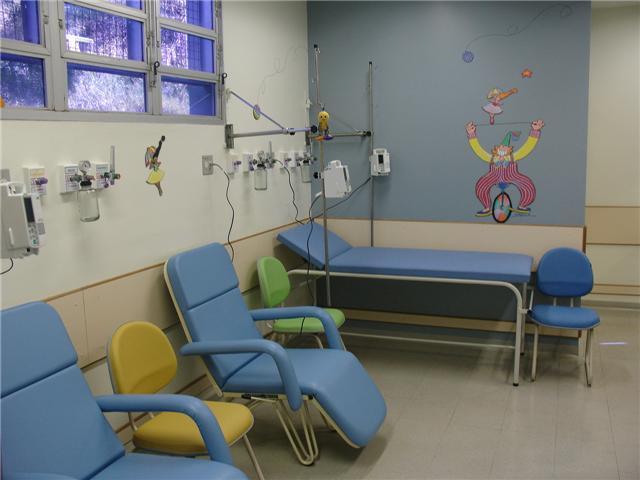 Sala de quimioterapia grupo de apoio a crian a com for Sala quimioterapia requisitos