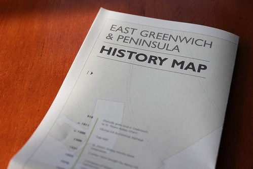 East Greenwich History Map | by Uretopia
