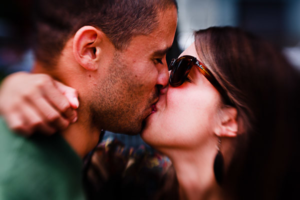 Public display of affection | I was too slow in ...