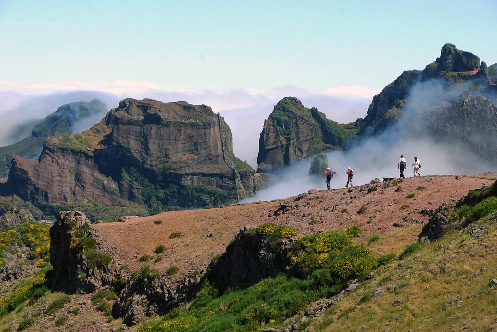 F >> Madeira Mountains | Madeira Mountains | ondrakroutil Z | Flickr