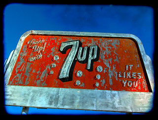 7up Signage - Color | by Happyshooter