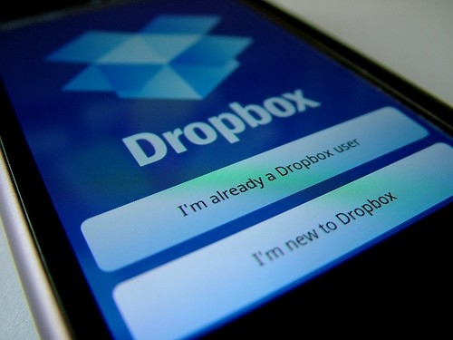 Dropbox on HTC Desire Android | by babyben