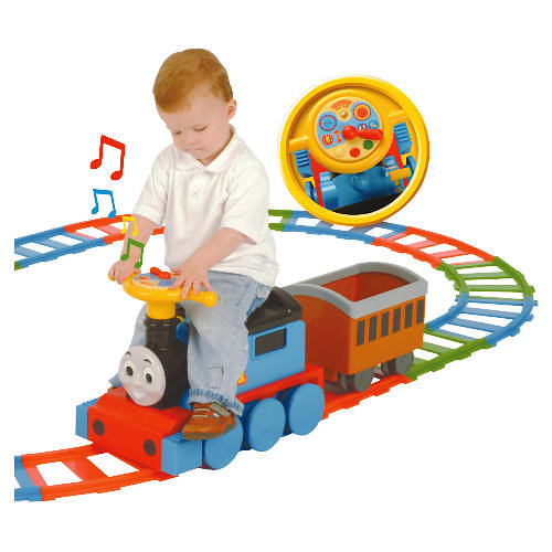 how to fix battery operated thomas the train
