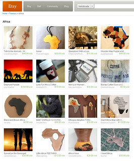 Etsy Treasury - July 8, 2010 | by Lisa Asil