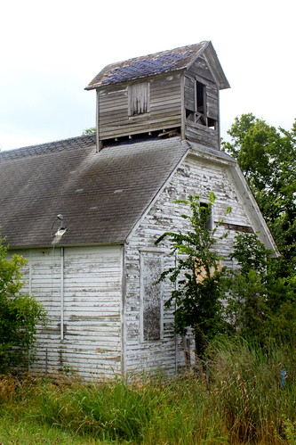 Abandoned School, Bourbon County, Kansas | Abandoned ...
