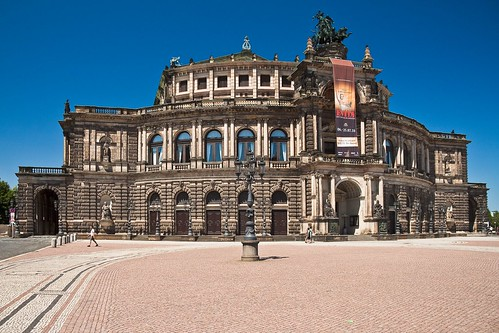 Semperoper Dresden The Semperoper Is The Opera House Of