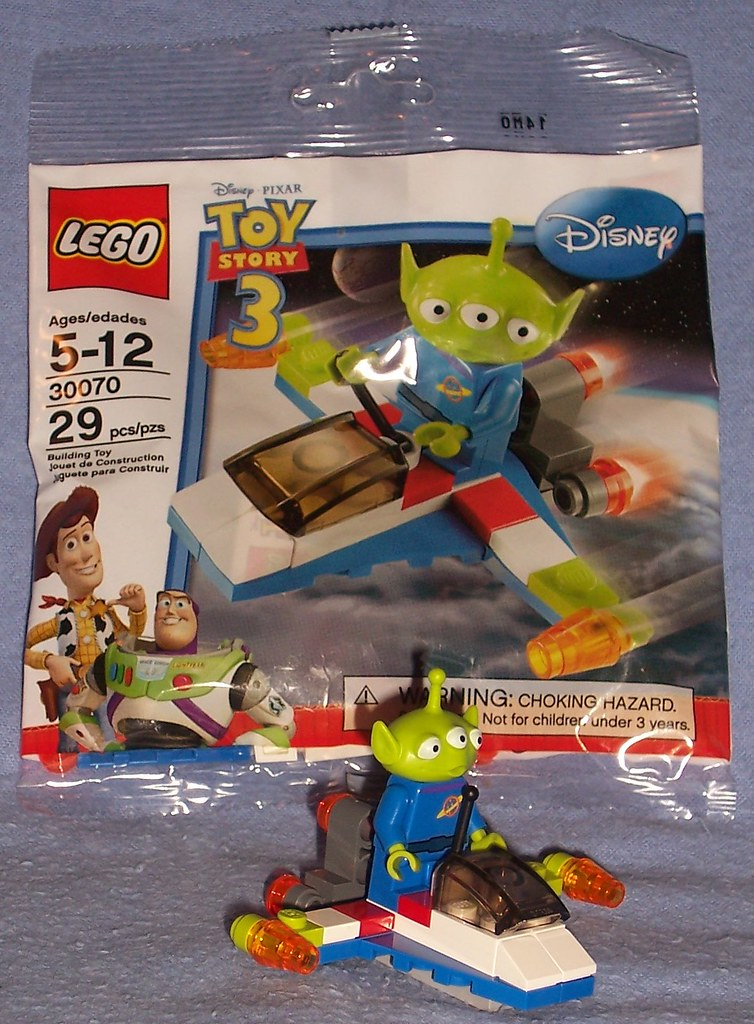 Lego Toy 3 : Lego toy story  little