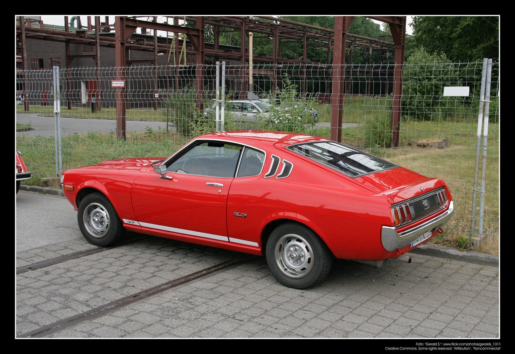 1976 Toyota Celica Liftback 2000GT TA23/RA28 (03) | The ...