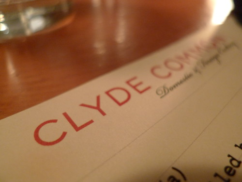 Clyde Common | by Ron Dollete
