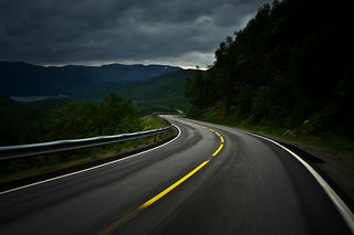 Motion Blur Road | by goingslowly