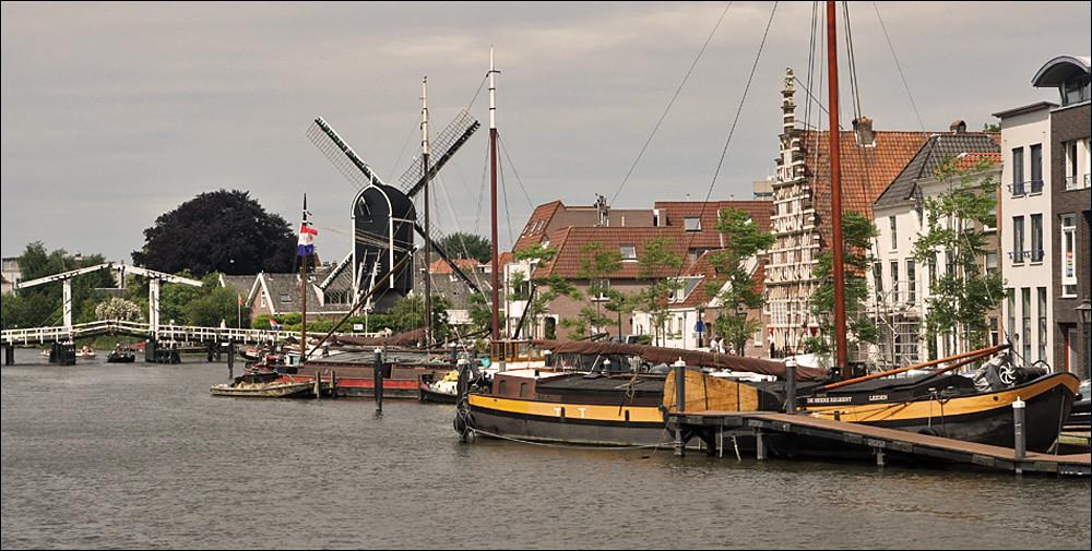 Galgewater (Gallows Water) in Leiden | View on 'Galgewater ...