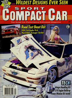 Sport Compact Car: Volume 05, Issue 02 | by Joe Kral