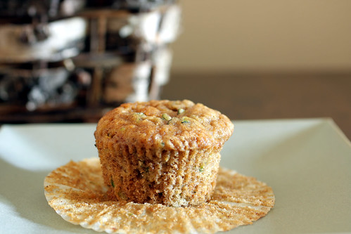 zucchini muffin | by Madison Bistro