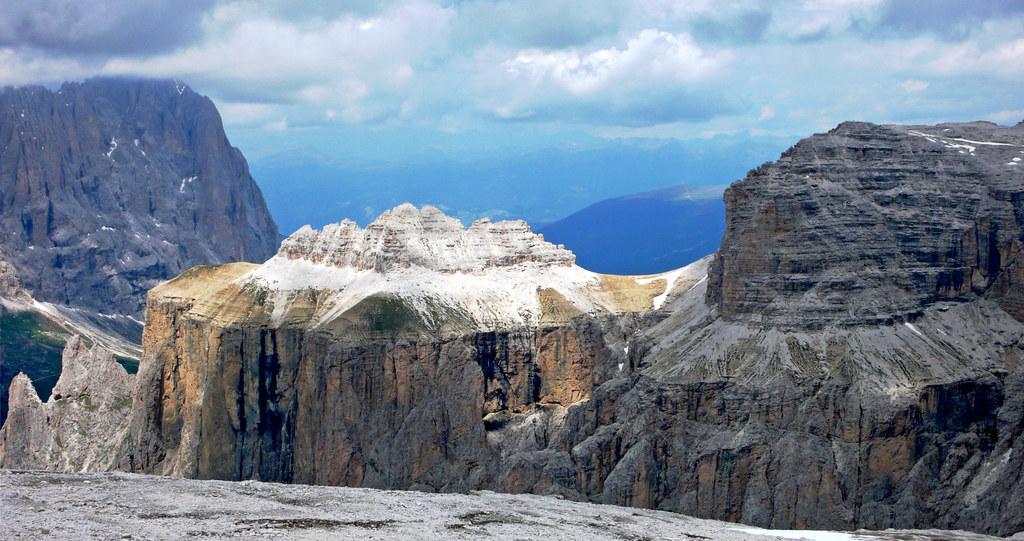 La terrazza sulle Dolomiti - Passo Pordoi - The terrace on… | Flickr