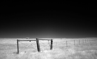 Fence Infrared | by turbguy - pro