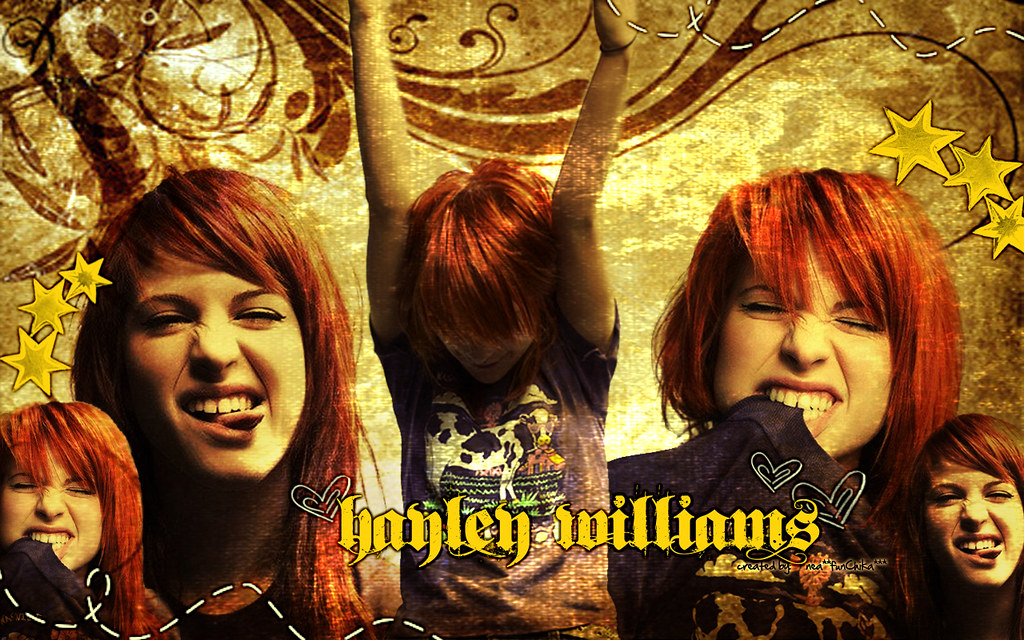 Hayley williams wallpaper ignorance