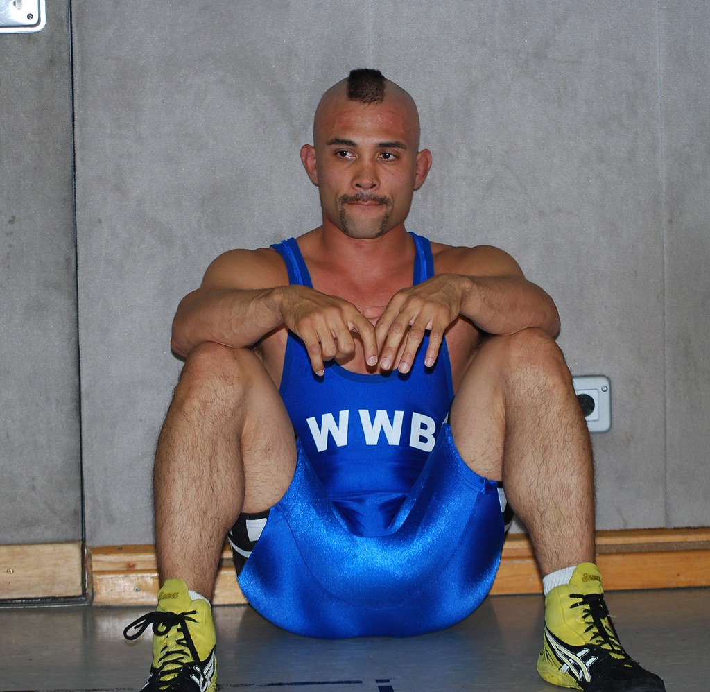 I Am A Wrestler Not A Wet Dream  The Gay Games Is The -8841