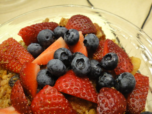 Heavenly Strawberries And Cream Cake Recipe