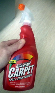 From the 99.99 Cent Store:  Carpet Cleaner | by JoeInSouthernCA