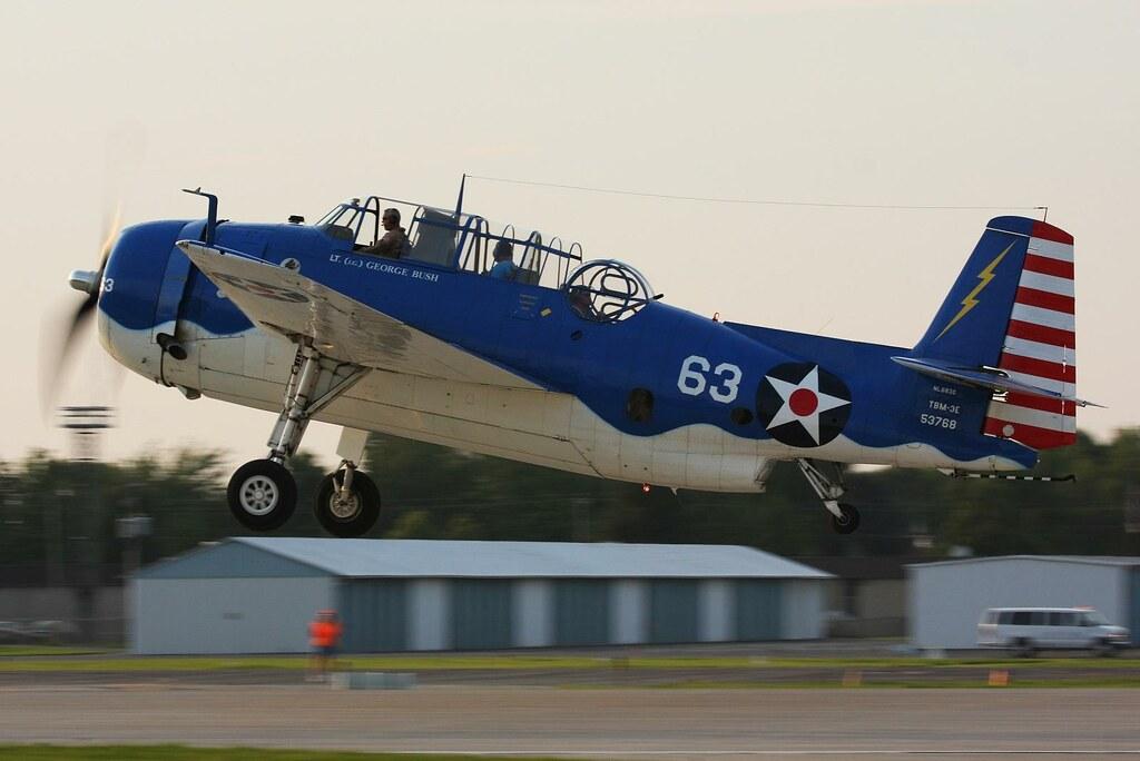 TBM-3E Avenger (NL683G) | The Grumman TBF Avenger ...