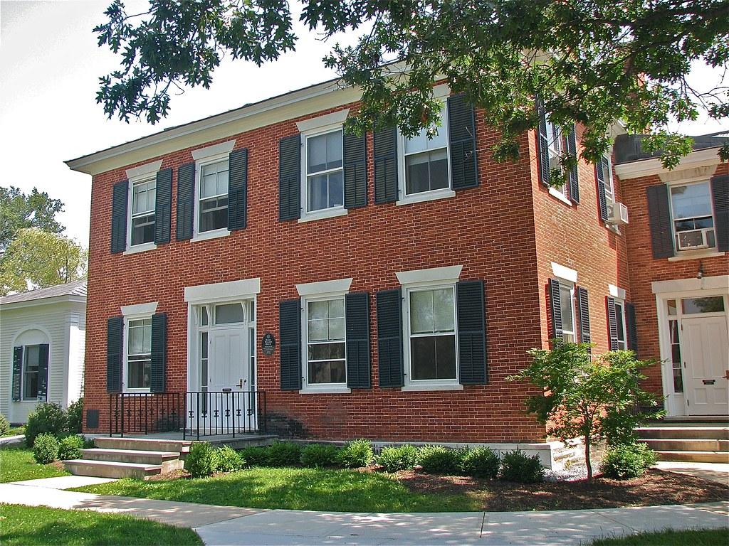 Emma Willard House 1809 National Historic Landmark