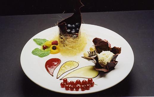2000 examen de p tisserie dessert l 39 assiette et la. Black Bedroom Furniture Sets. Home Design Ideas