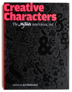 Creative Characters: The MyFonts interviews, vol. 1 | by Nick Sherman