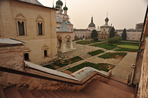 Inside Rostov Kremlin | by goingslowly