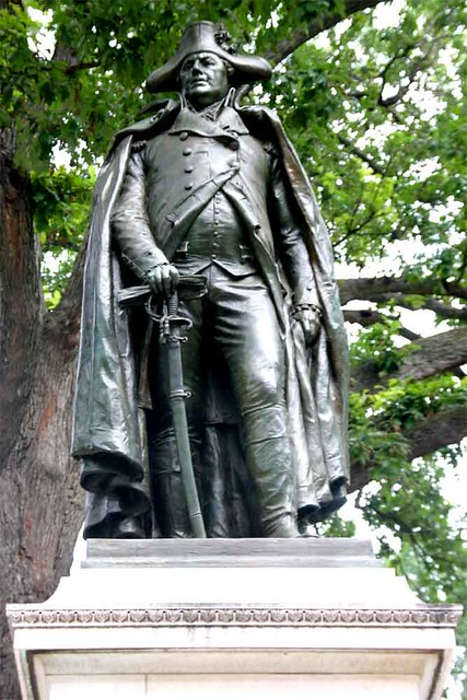 John Barry Statue At Franklin Square Flickr Photo Sharing