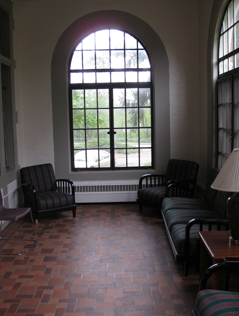 williams hall sunroom one of two sunrooms in williams hall flickr