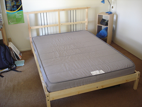 Dalselv Ikea Bed With Mattress 150 Mszbee Flickr